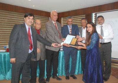 Purvi Nishad <br /> Young Researcher Award (Female)<br />Sam Higginbottom University of Agriculture, Technology & Sciences, Allahabad, U.P.