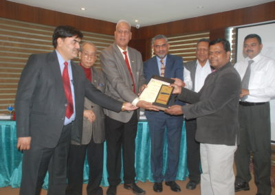 H. P. Agrawal <br /> Excellence in Academics<br />JK Lakshmipat University, Jaipur