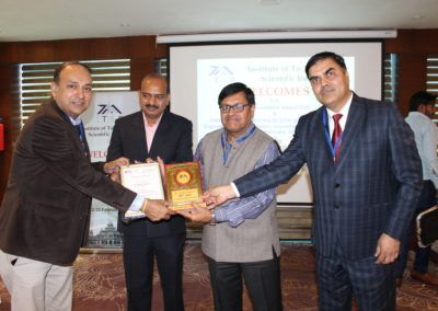 Dr. Akash Saxena   <br />   Excellence in Research  <br /> SKIT, Jaipur