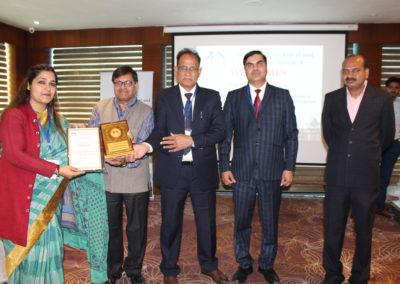 Dr. Prenrna Vanjani  <br /> Excellence in Academics <br /> Kanoria Mahila Mahavidhyalay, Jaipur