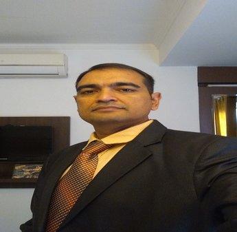 Dr. Sunil Kumar <br /> Manipal University Jaipur (Raj.) India